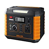 BALDR Portable Power Station 330W, 2019 Updated Portable Solar Generators for home use, CPAP Backup...