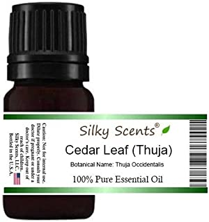 thuja essential oil