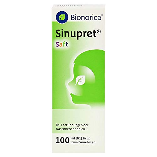 Sinupret Saft, 100 ml