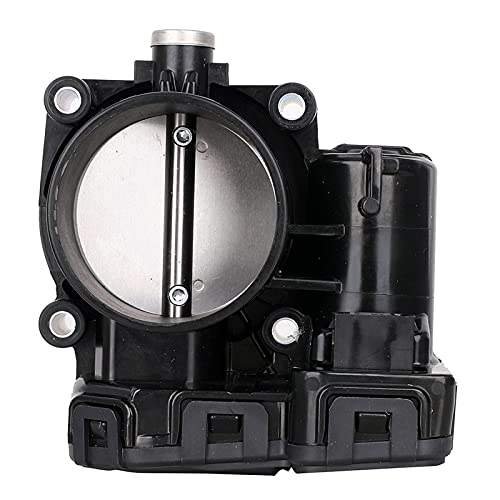 04861661AA Electronic Throttle Body Assembly with IAC TPS Replacement for Jeep Wrangler Chrysler Pacifica V6 3.8L Jeep Grand Cherokee Commander Dodge Ram 1500 Dakota Nitro V6 3.7L Replace 04861661AB