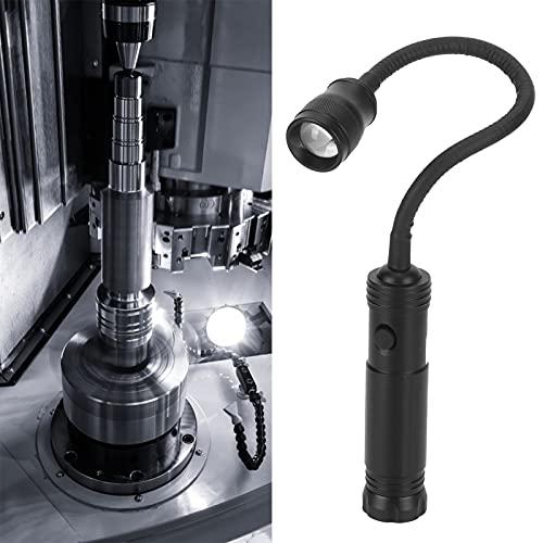Lámpara de Trabajo para Herramientas, luz de Trabajo LED de Aluminio de Alto Brillo para procesamiento mecánico para máquinas Herramienta CNC para Mantenimiento de Piezas para máquinas