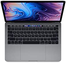 "Apple MacBook Pro (13"" Retina, Touch Bar, 2.8GHz Quad-core Intel Core i7, 16GB RAM, 1TB SSD) - Space Gray (Latest Model)"