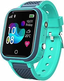 LT21 4G Smart Watch Niños GPS WiFi Videollamada SOS IP67 Impermeable Cámara para niños Monitor Rastreador Ubicación Reloj ...