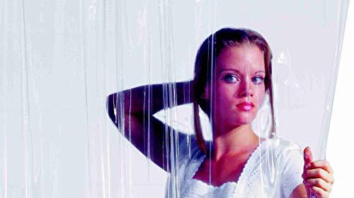 GRUND Duschvorhang CHIARO 180x200 cm transparent