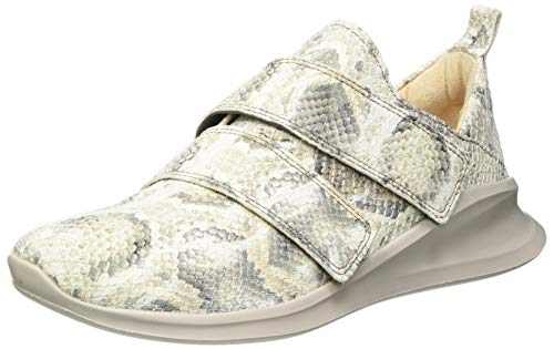 Think! Damskie WAIV_3-000041 długowieczne, wymienne buty typu sneakers, beżowy - 4000 błota. - 42.5 EU
