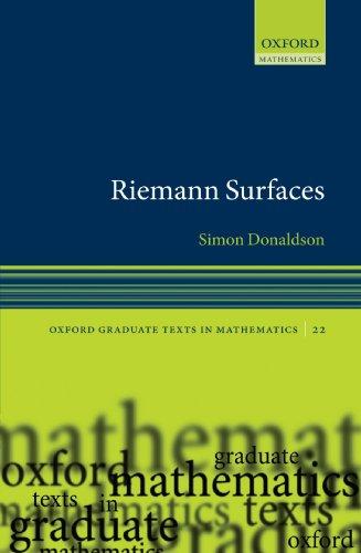 Riemann Surfaces (Oxford Graduate Texts in Mathematics)