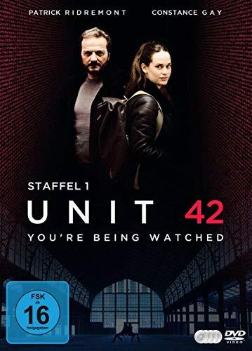 Unit 42 - Staffel 1 [4 DVDs]