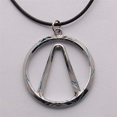 LevinArt Spiel Borderlands Logo Fashion Alloy Pendant Necklace
