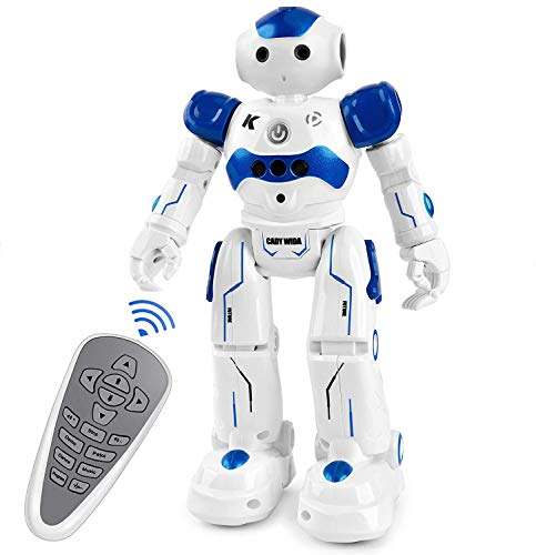 Glantop Remote Control RC Robots Interactive Walking Singing Dancing Smart Programmable Robotics...