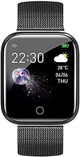 Smart Watch Fitness Tracker reloj inteligente impermeable pulseras deportivas para hombres y mujeres para Android inteligente IOS pulsera