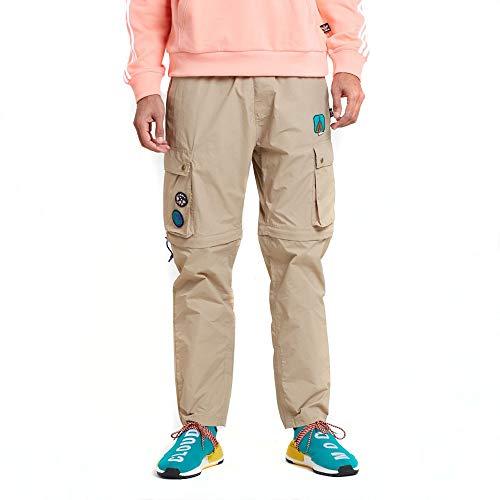 adidas HU H Cargo broek, groen (Canamo), XS