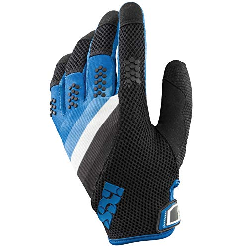 IXS DH-X5.1 Handschuhe M Hellblau