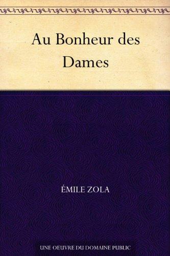 Couverture du livre Au Bonheur des Dames