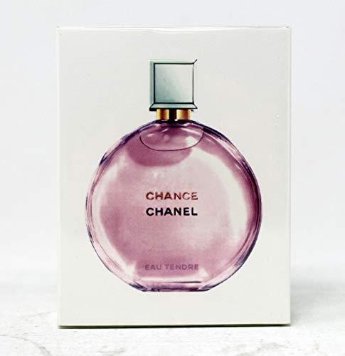 Chaneⅼ Chance Eau Tendre Eau de Toilette Women Spray 3.4 Fl. OZ. / 100ML.