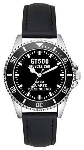Geschenk für GT500 Muscle Car Fans Fahrer Kiesenberg Uhr L-2484