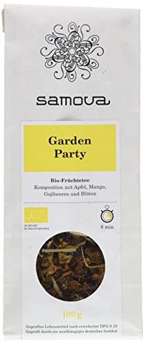 samova Garden Party Bio-Früchtemischung, 1er Pack (100 g)