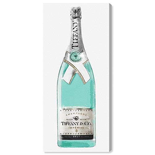 """The Oliver Gal Artist Co. Priceless Champagne Tall 