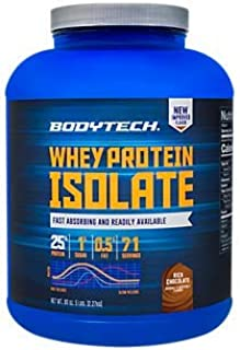 Best isolate protein chocolate Reviews