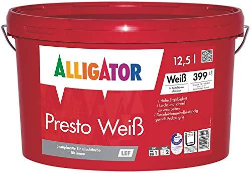 Alligator Presto Weiß LEF 12,5 L