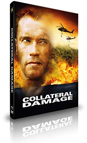 Collateral Damage - Auf 222 Exemplare limitiertes Uncut Mediabook - Cover D - DVD- Blu-ray