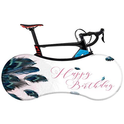 YRDDJQ Cubierta de Bicicleta Flexible 26 29 Pulgadas MTB Road Bike Cubierta de Polvo Interior Accesorios de Bicicleta de Moda
