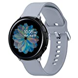 Spigen Liquid Air Armor Compatibile con Samsung Galaxy Watch Active 2 Custodia 44mm (2019) - Nero
