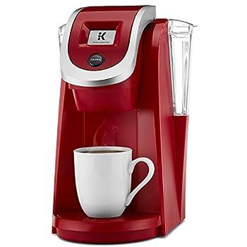 Keurig K200 Plus Series 2.0 Single Serve Plus Coffee Maker Brewer- Imperial Red  New Color