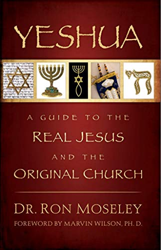 Yeshua: A Guide to the Real Jesus and the Original Church (English Edition)