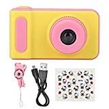 Mini Digital Camera, Child Camera, Two Shot Modes 2.0Inch Ultra HD Display Screen for Kids