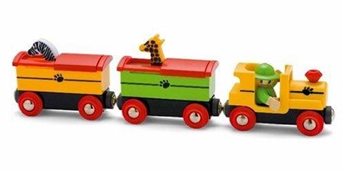 Brio - 33255 - Véhicule miniature - Train Safari