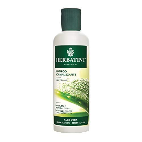 Antica Erboristeria Herbatint Shampoo Normalizzante all' Aloe Vera - 260 ml