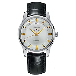 Longines Heritage Collection Conquest Mens Watch L1.645.4.75.4 image