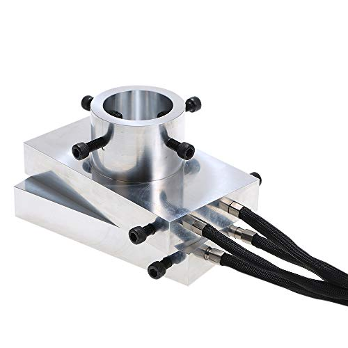 QWERTOUY La Chaleur Rosin Presse Plaques Heavy Duty Double régulateur PID Enail Plaque chauffante en Aluminium température électrique Contrôleur Boîte