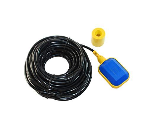 XBS Schwimmerschalter Füllstandschalter Wechsler 20m Kabel zum Befüllen Entleeren