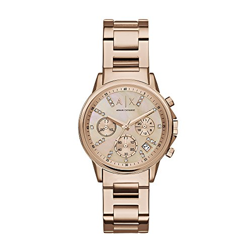 Armani Exchange AX4326 Lady Banks Analog Watch  – For Women