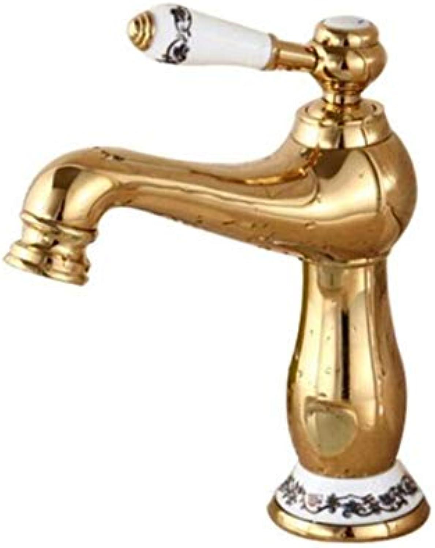 Wasserhahn Küche Bad Garten Waschtischmischer Wassermischer Wasserhahn Bad Wasserhahn Messing Badmischer Ctzl1730