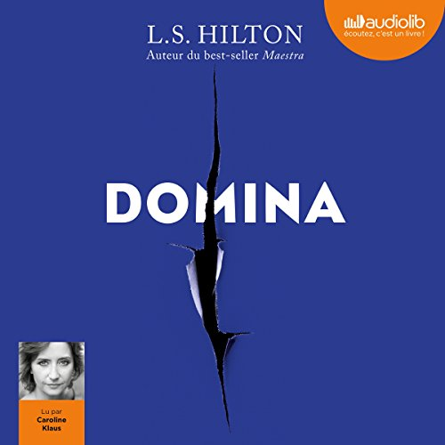 Domina [French Version] audiobook cover art