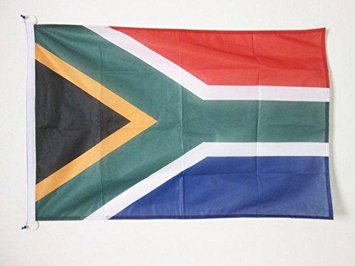AZ FLAG Flagge SÜDAFRIKA 90x60cm - Republik SÜDAFRIKA Fahne 60 x 90 cm Aussenverwendung - flaggen Top Qualität