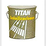 TITAN - Pintura Suelos Trafico Amarill Titan 750 Ml