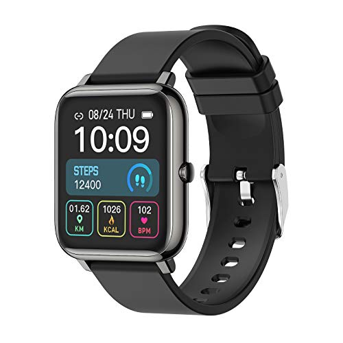 Smart Watch, Fitness Activity Tracker 1.4 Inch Touch Screen Watch Heart Rate...