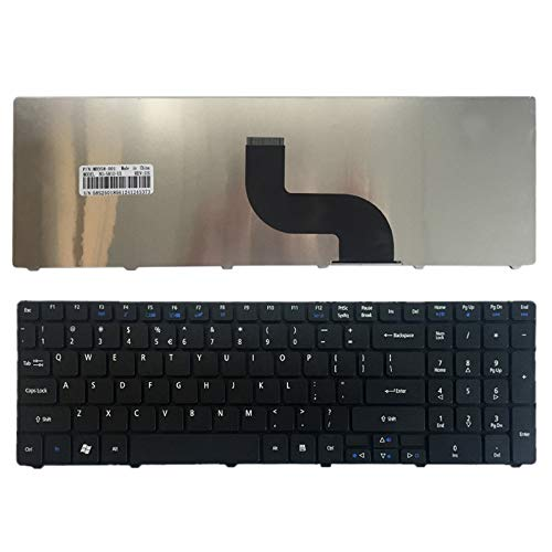 WXX US Version English Laptop Keyboard for Acer Aspire 5740/5742 / 5810T