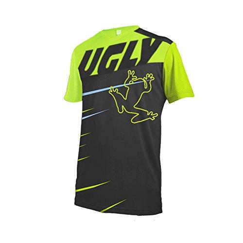 UGLY FROG Uglyfrog Waer BMX MX MTB Motorcycle Motocross Motorbike Road Off-Road Race Touch Downhill Jersey für Kinder und Erwachsene Radfahren Fahrradbekleidung