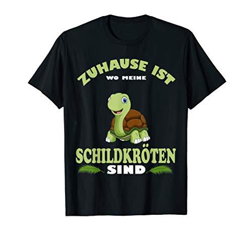 Schildkröte Spruch Ozean Schildkröten Liebhaber T-Shirt