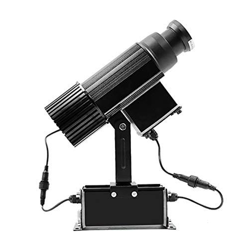 Personaliseer LED 35 W reclame buiten logo-projector tent weergave HD zoom AD lampen, IP67 roterende afbeelding + afstandsbediening