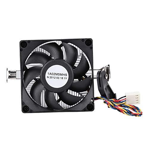 Tonysa CPU Refrigeración por Agua Refrigerador Caja Ventilador 12 V Cojinete hidráulico 2200 RPM Alta Velocidad Silent Disipador de Calor 7015 Ventilador para AMD AM2 AM3 AM3 + FM1 FM2 FM2 +
