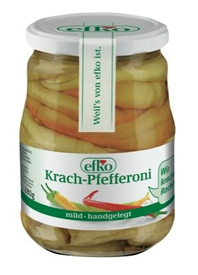 Efko Krachpfefferoni 720ml