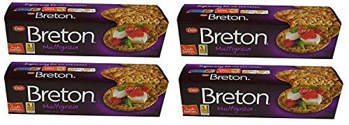 Dare Breton Crackers SEAL limited product Multigrain Party At the price with no Artificial Snacks
