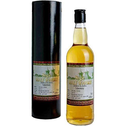 Whisky Tobermory 1994 1994 Single Island Malt Whisky Vegan Distillery Tobermory 700ml-Fl (254.29€/L)