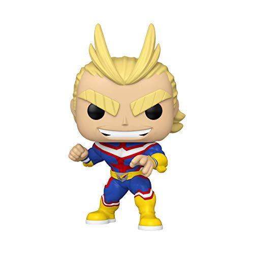 Funko- Pop Animation Academia-10 My Hero Academia All Might Figura Coleccionable, Multicolor (48480)