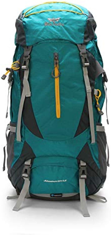 Groe Kapazitt Outdoor-Rucksack Multifunktions Outdoor Wasserdichte Reisetasche Mnner und Frauen Wandern Camping Rucksack